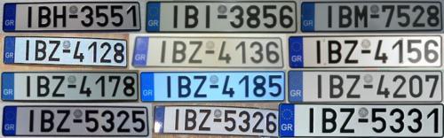 174-Greece Euroband samples
